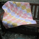 Its  Girl Baby Quilt